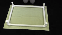 Easy and Comfortable PVC Dog Bed Plans - DIY Guide