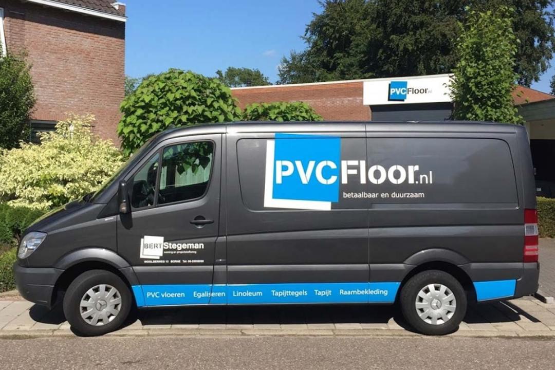 PVC Floor Bert Stegeman
