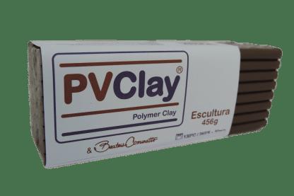 PVClay Escultura Pele Negra