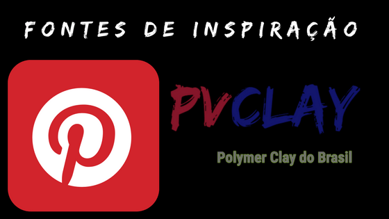 Ceramica Plastica PVClay no Pinterest
