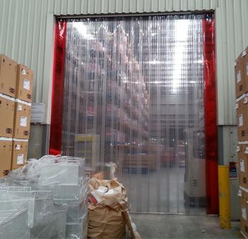 PVC strip curtain Products  PVC Strip Curtains Chennai