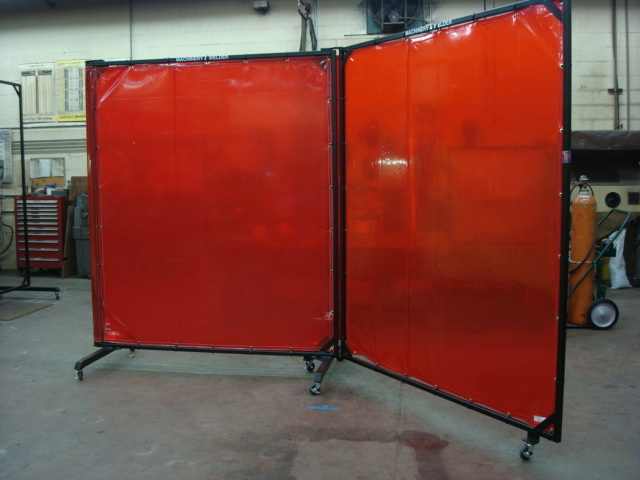 Welding Screens Welding Sheets PVC Strip Curtains Chennai