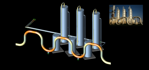 small resolution of pipe stress analysis