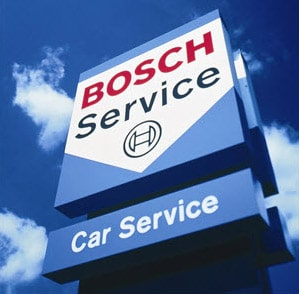 Authorized Bosch Automotive Service Center