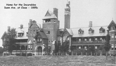 1885-Dunn Ave 1895 Home For Uncurables-bia