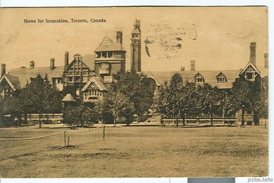 Dunn Ave 1914 circa Home For Incurables-bia