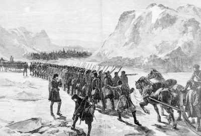 1885 bab Up to 5000 Canadian troops to put down NWR under Major-General Frederick Middleton the discoverer blog