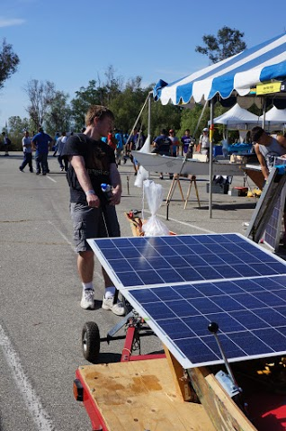 Palos Verdes Institute of Technology | PVIT - Solar Cup