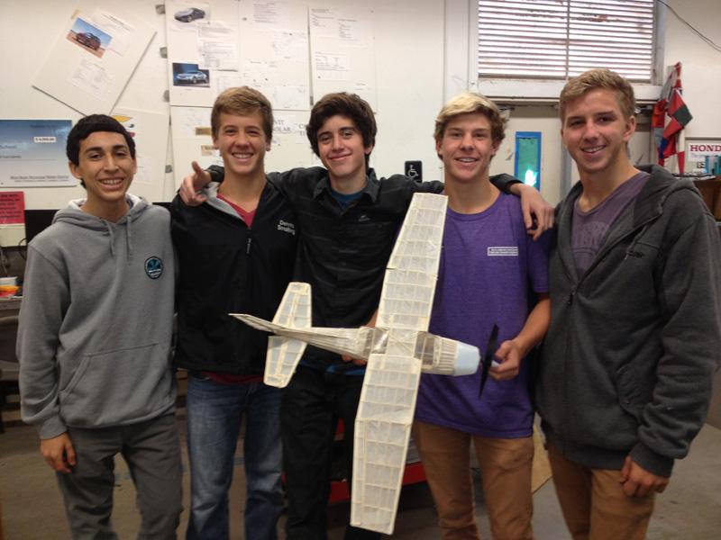 aerospace engineering class