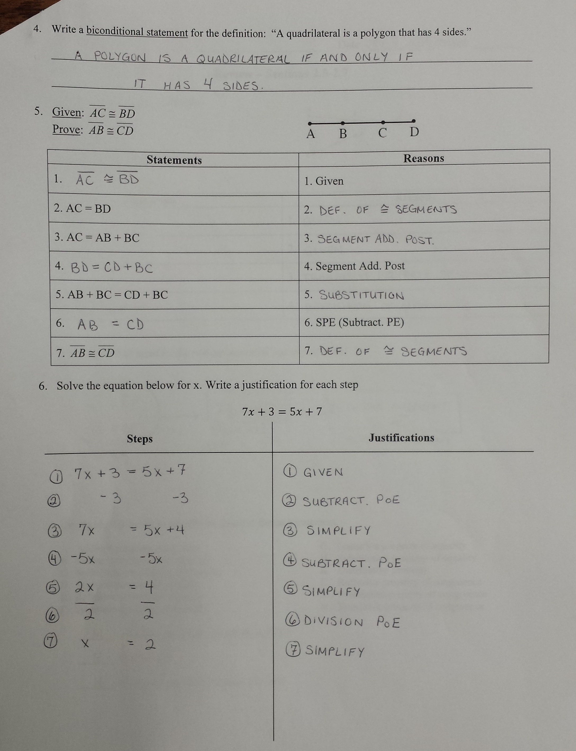 Cpm Homework Help Geometry Quizlet What Was The Purpose