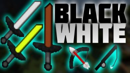 Huahwi UHC Resource Pack Black & White by AcePacks