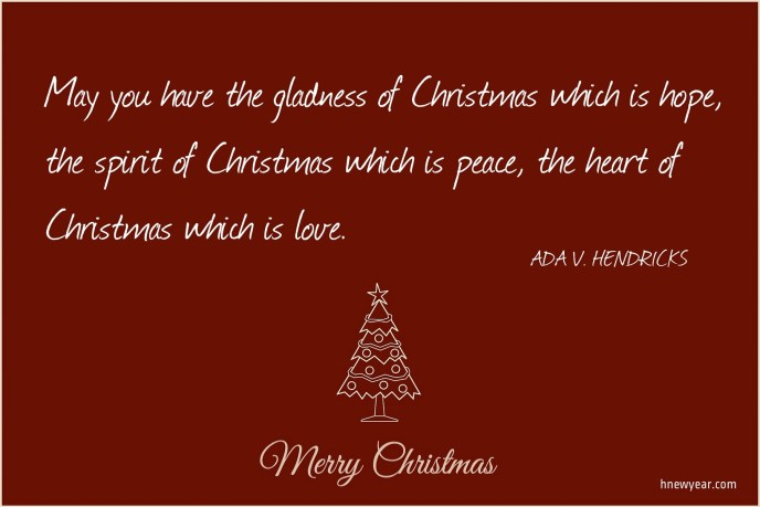 wishing you your family and your friends a wonderful christmas and a very happy new year - Merry Christmas To All And To All A Good Night