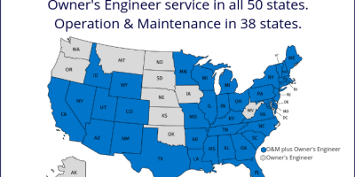 Nationwide Owner's Engineer And Operation & Maintenance Services
