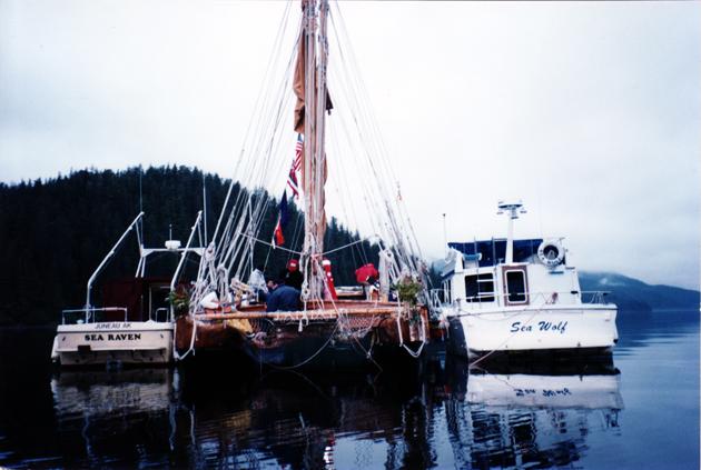 Hawaiiloas NorthwestAlaska Journey  MayJuly 1995