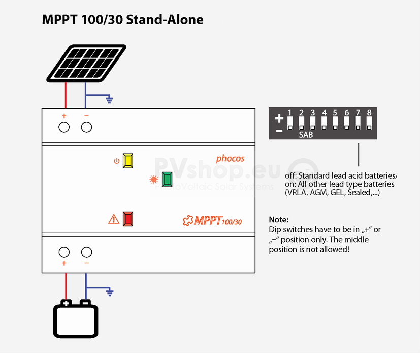 three line solar diagram 1990 honda trx 300 wiring pv system diagrams of phocos mppt 100 30 charge controller for 12 24v systems