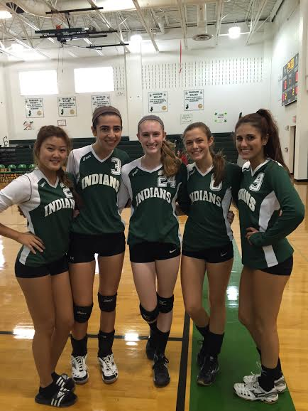 The Smoke Signal Pascack Valley Volleyball Team Stays Hot