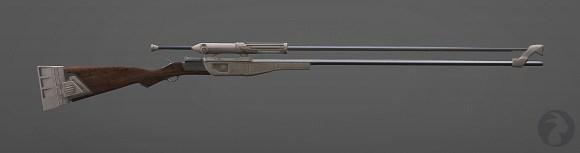 Apachee-Rifle