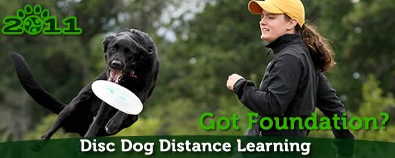 PreSeason Online Training – Disc Dog Foundation Spring 2011