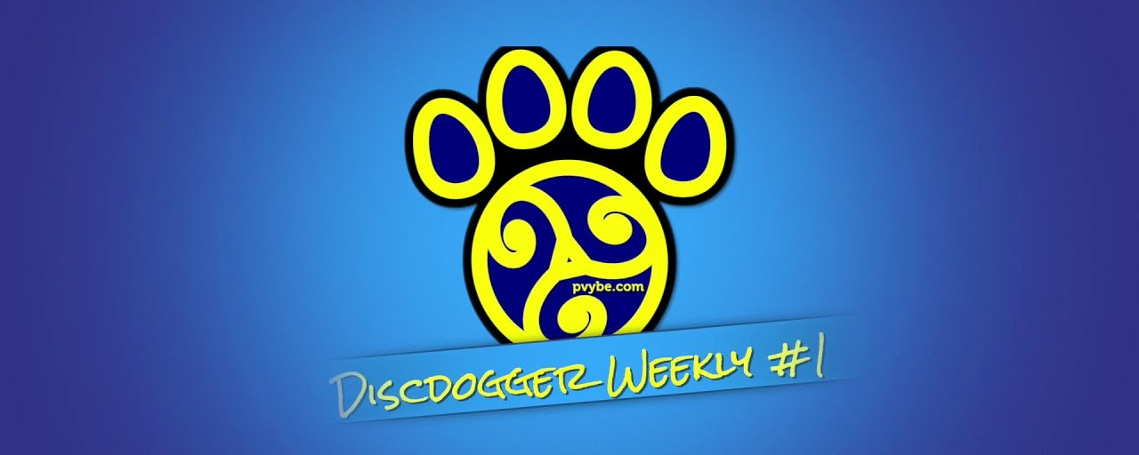 Discdogger Weekly Returns | A Nearly New Weekly Disc Dog Show…