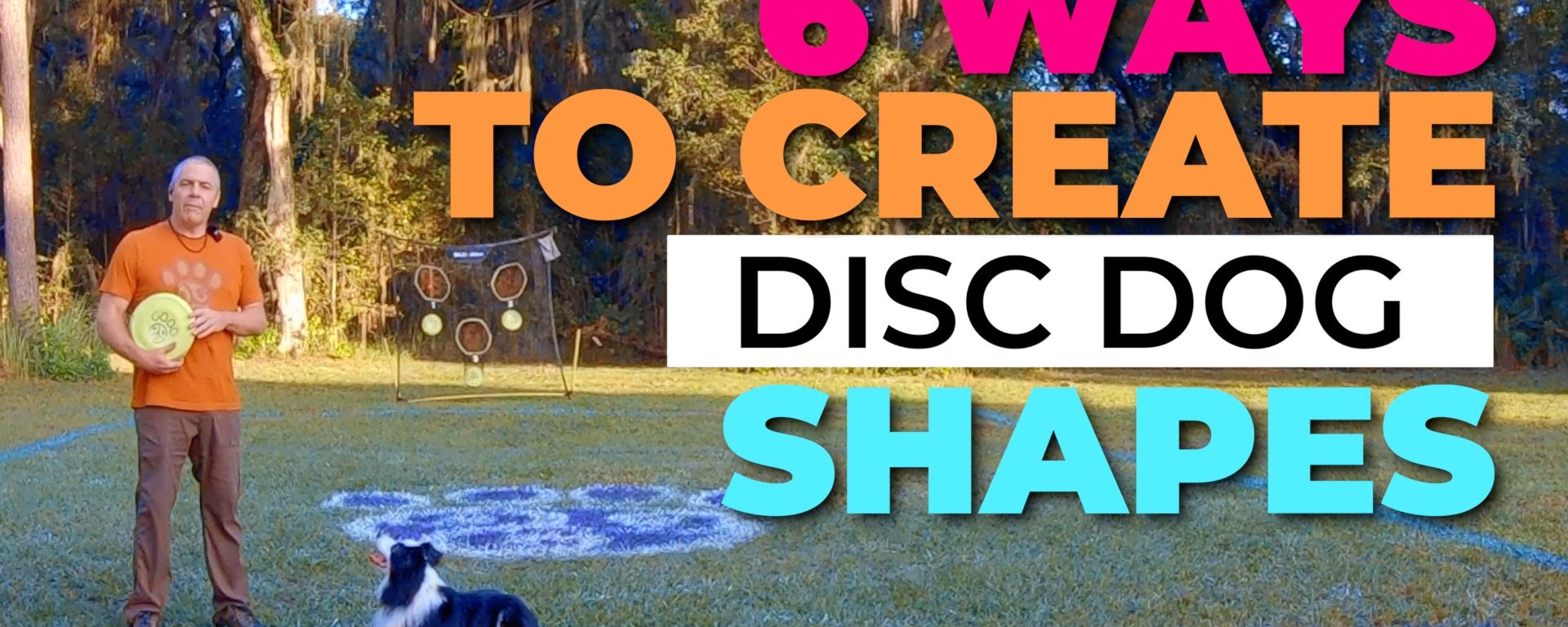 6 Ways to Create DiscDog Shapes and Improve Team Movement & Flow