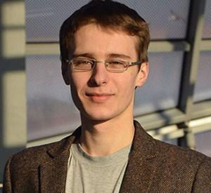 Dominik Roszkowski, koordynator ds. promocji i dokumentacji, webmaster,