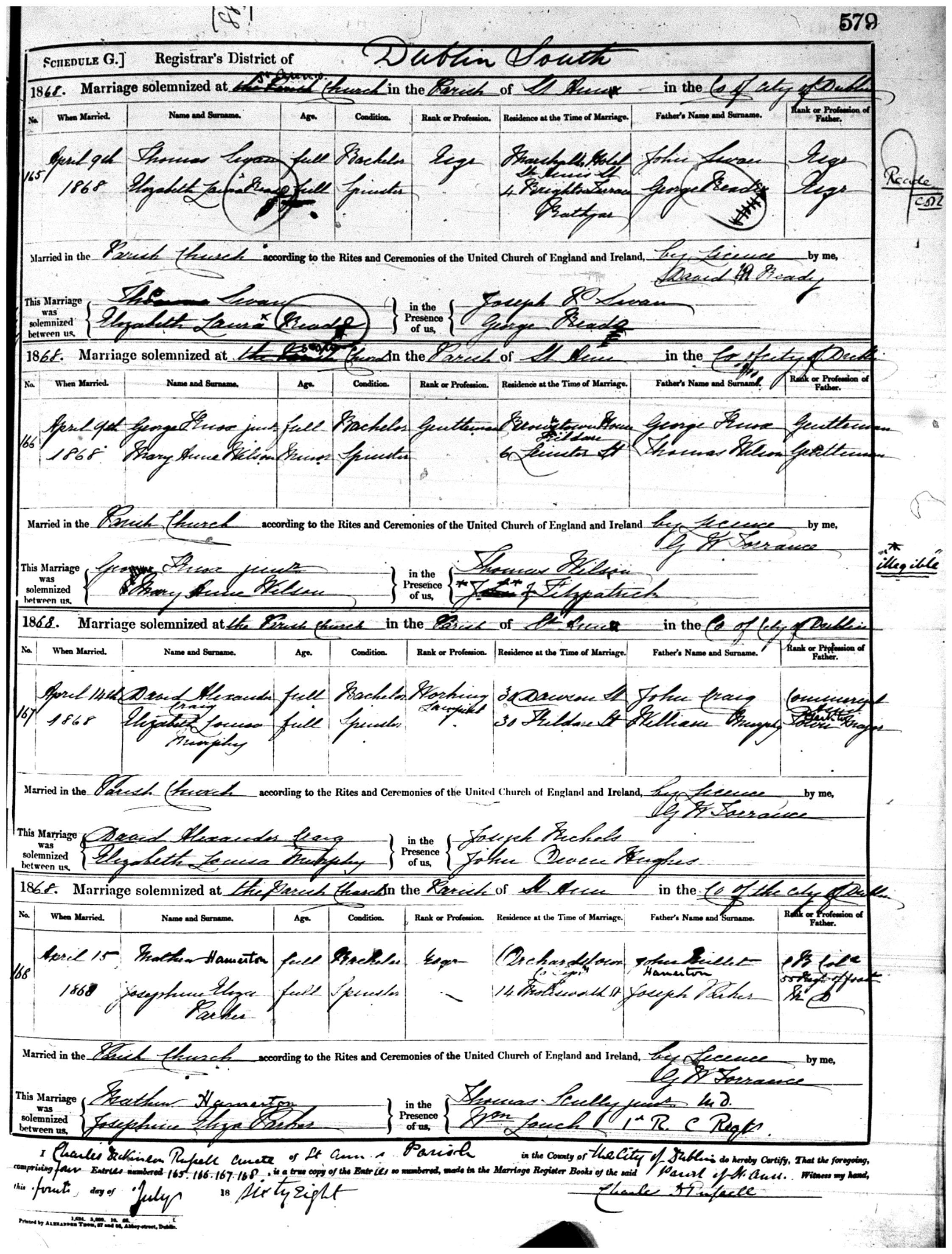 Irish Civil Registration How To Find Records Of BMDs Etc