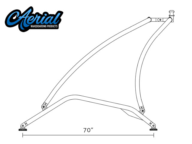 Airborne 2.0 Wakeboard Tower Prices and Specs