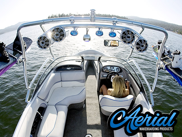 Airborne 2 0 Wakeboard Tower By Aerial Wakeboarding Aftermarket