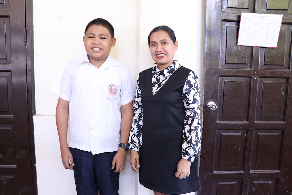 Grade 6 Pupil wins Diwa Quiz Bowl