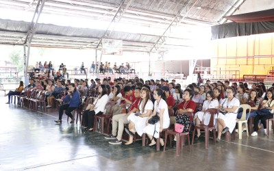 Business Education, SHS-ABM hold seminar with DTI