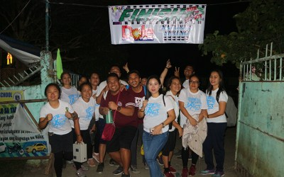 PWC supports Fun Run Activity for adopted school