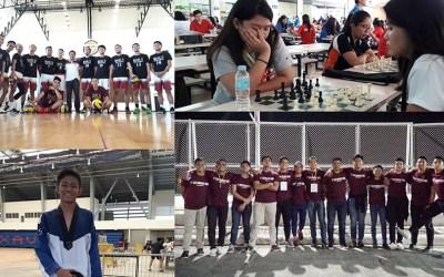 PWC represents Region XI at CEAP Mindanao Games 2019