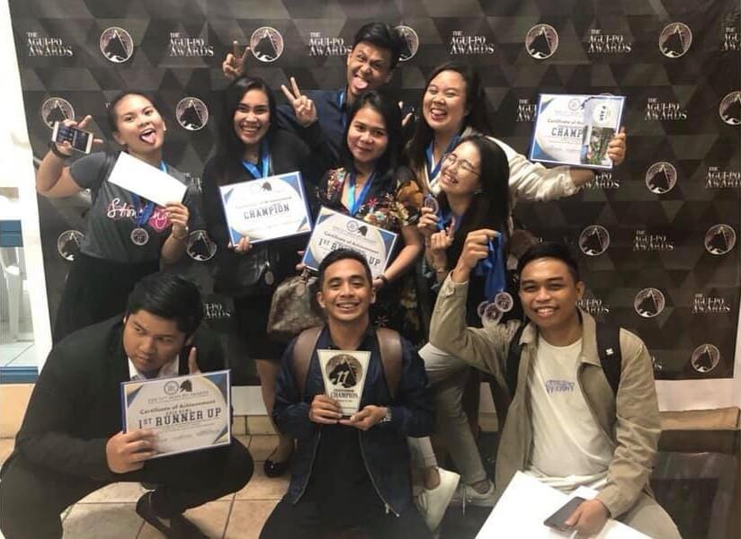 PWC hailed champion of 11th Agui-Po Awards
