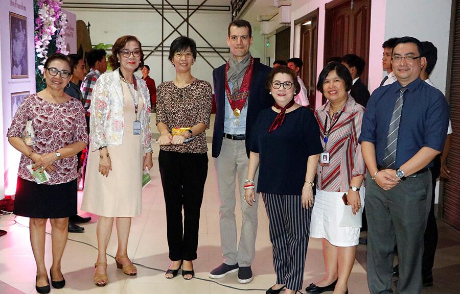 PWC hosts 'Cultura Italiana' exhibit and forum