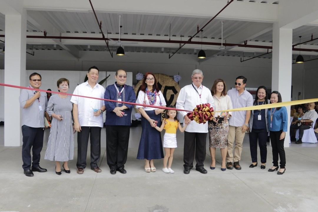 PWC unveils FCB Building through ceremonial blessing