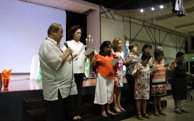 PWU-PWC Alumni Foundation installs officers for 2019-2021