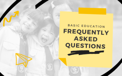 FAQs: Basic Education A.Y. 2020-2021