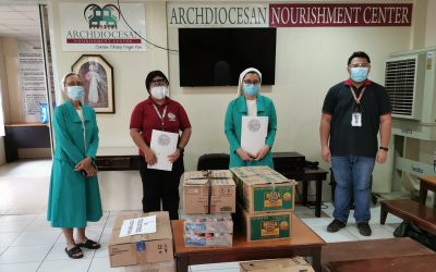 PWC supports ANC's Share-A-Gift project for indigent beneficiaries