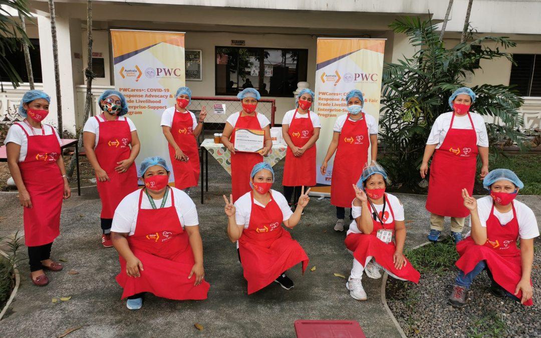 PWCares+ empowers communities through social enterprise advocacy