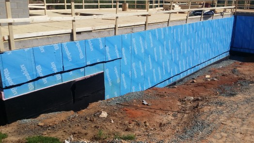 Positive Waterproofing Blueskin