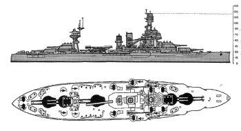 The Pacific War Online Encyclopedia: New York Class, U.S
