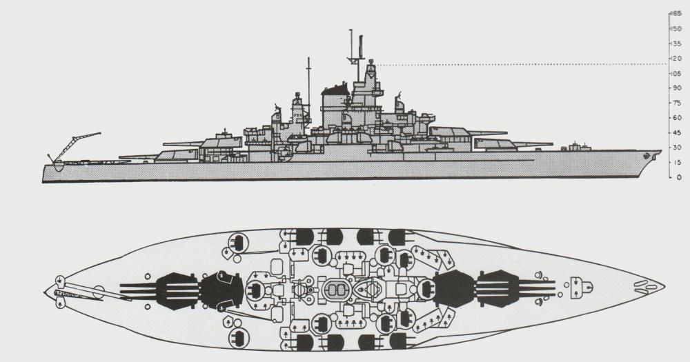 medium resolution of  iowa class battleship armor diagram the pacific war online encyclopedia tennessee class u s