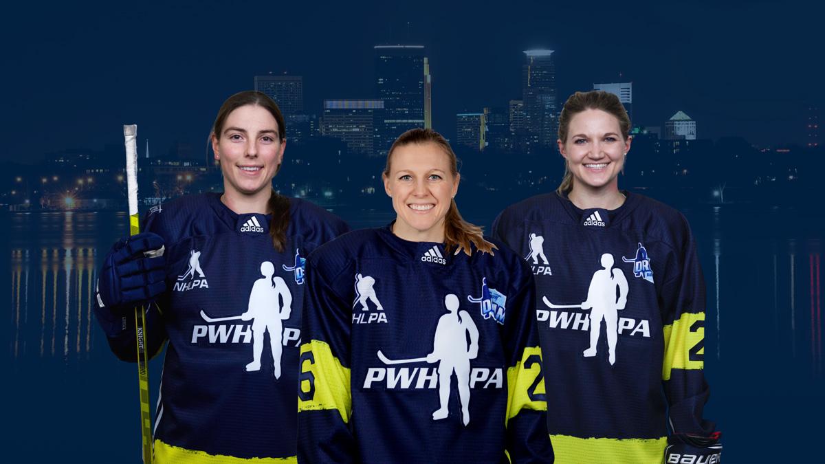 PWHPA Minnesota | Team Adidas