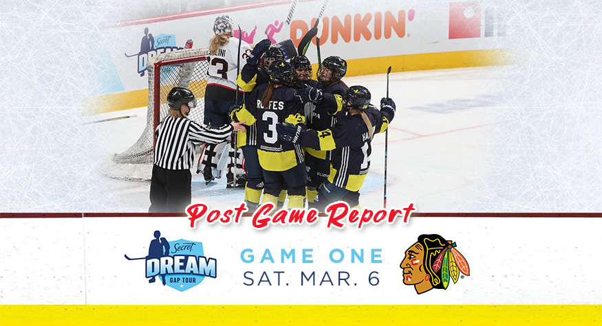"""Featured image for """"Chicago: Game 1 Report 