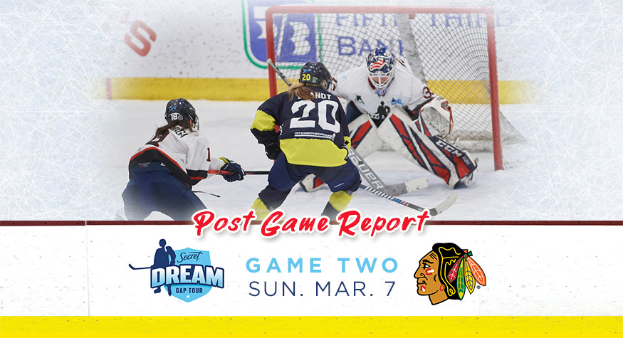 """Featured image for """"Chicago: Game 2 Report 