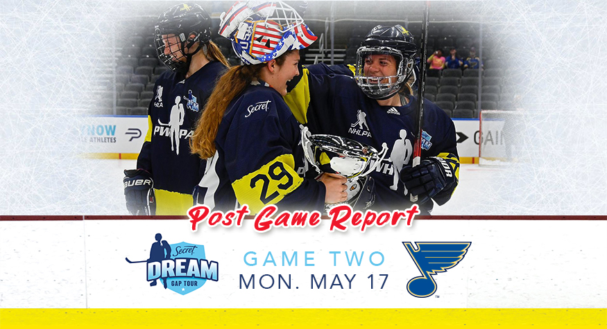 """Featured image for """"St. Louis: Game 2 Report 