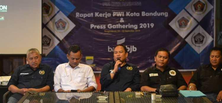 [VIDEO] PWI kota Bandung Selenggarakan UKW