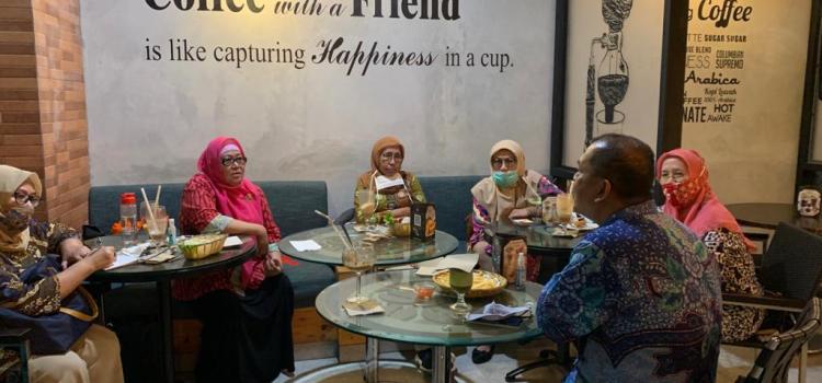 Mengembangkan Koperasi Keluarga Wartawan, IKWI Gandeng Bulog