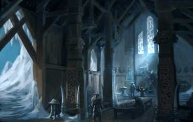 throne room neverwinter concept environment giant interior frost developer storm dnd
