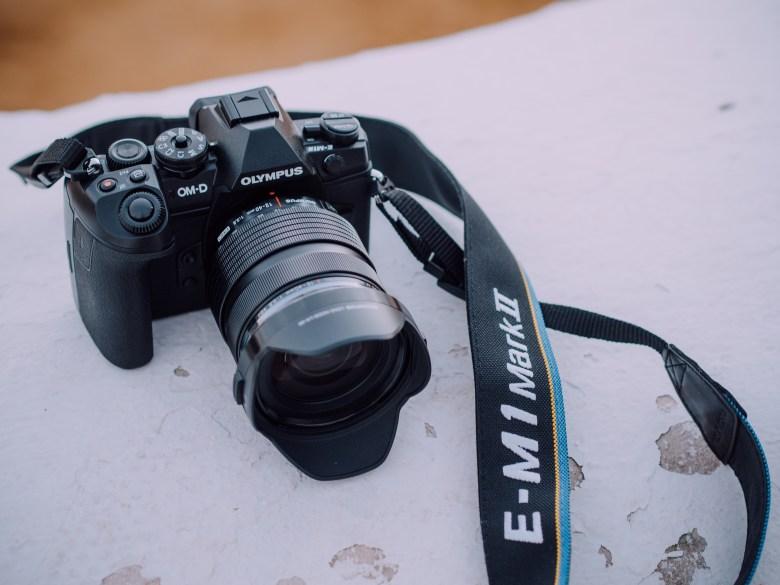 Nowy Olympus OM-D E-M1 Mark II